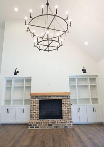 14 | Holly Springs GA New Single Family Custom Home Construction | The Wall Floor Plan
