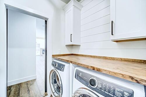 21 | Holly Springs GA New Single Family Custom Home Construction | The Wall Floor Plan
