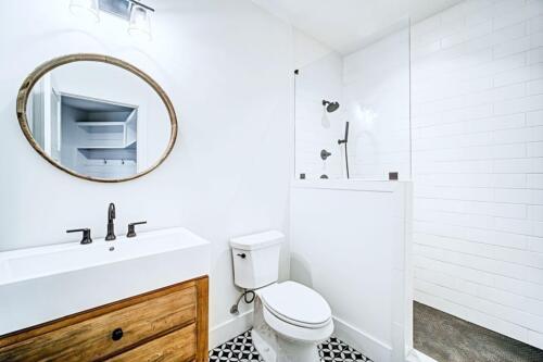 23 | Holly Springs GA New Single Family Custom Home Construction | The Wall Floor Plan