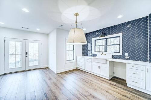 31 | Holly Springs GA New Single Family Custom Home Construction | The Wall Floor Plan