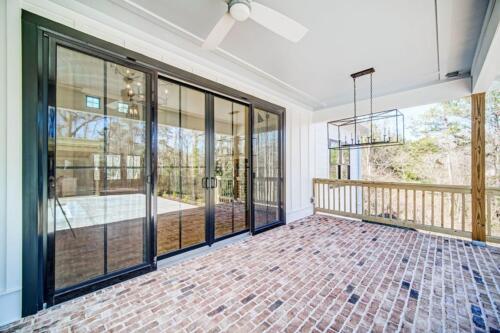 35 | Holly Springs GA New Single Family Custom Home Construction | The Wall Floor Plan