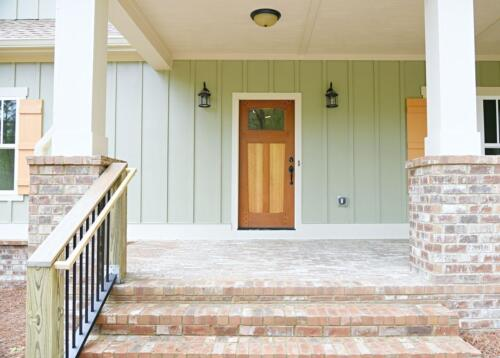 03   North GA New Single Family Custom Home Construction   The Waites Floor Plan