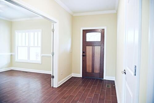 06   North GA New Single Family Custom Home Construction   The Waites Floor Plan