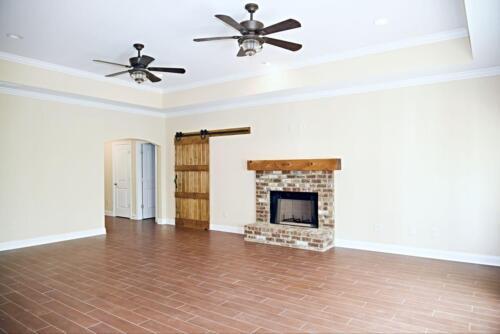 07   North GA New Single Family Custom Home Construction   The Waites Floor Plan