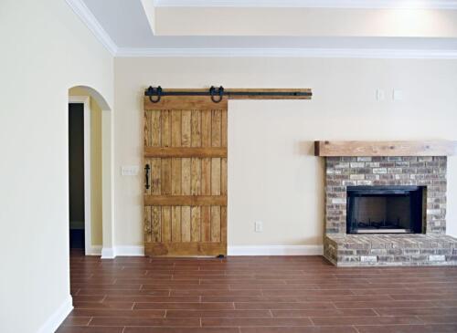 08   North GA New Single Family Custom Home Construction   The Waites Floor Plan