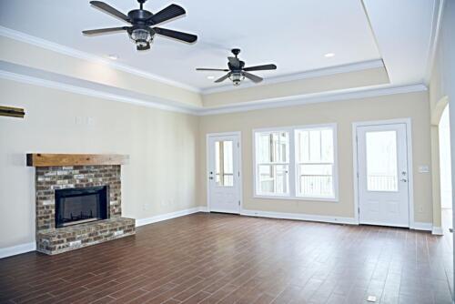 09   North GA New Single Family Custom Home Construction   The Waites Floor Plan