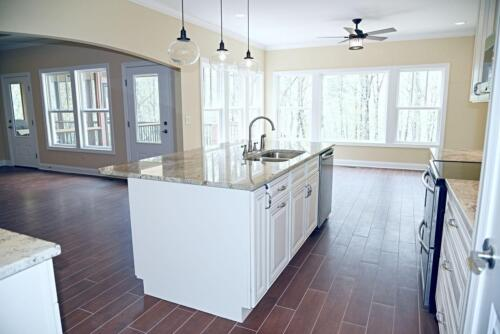10   North GA New Single Family Custom Home Construction   The Waites Floor Plan