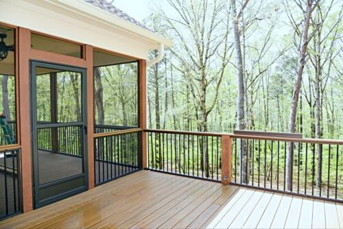 21   North GA New Single Family Custom Home Construction   The Waites Floor Plan