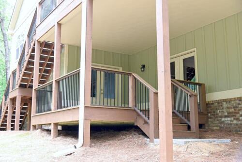 23   North GA New Single Family Custom Home Construction   The Waites Floor Plan