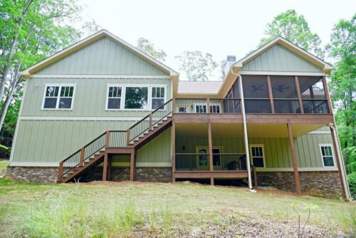 24   North GA New Single Family Custom Home Construction   The Waites Floor Plan