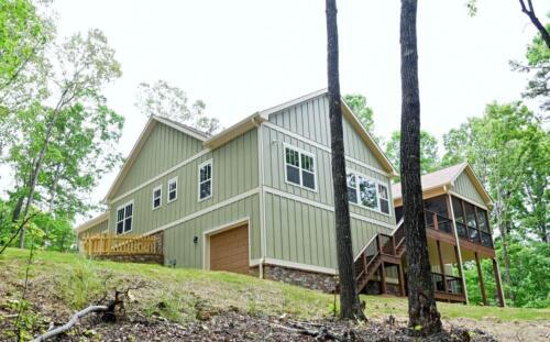 25   North GA New Single Family Custom Home Construction   The Waites Floor Plan