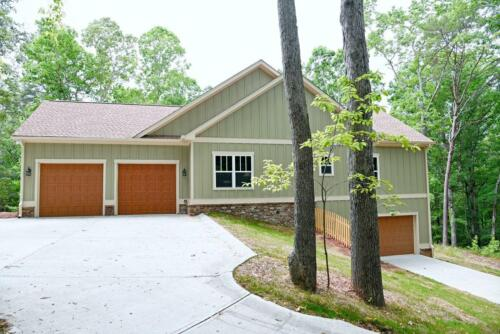 26   North GA New Single Family Custom Home Construction   The Waites Floor Plan