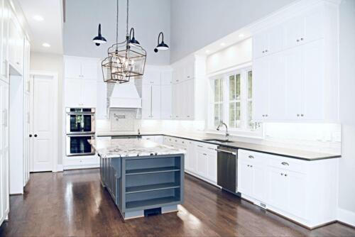 08 | Cartersville GA New Single Family Custom Home Construction | The The Gaffney Plan