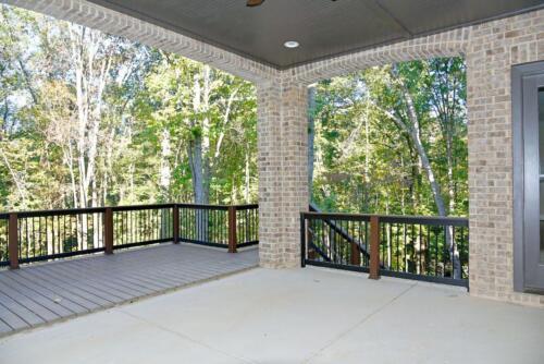 31 | Cartersville GA New Single Family Custom Home Construction | The The Gaffney Plan