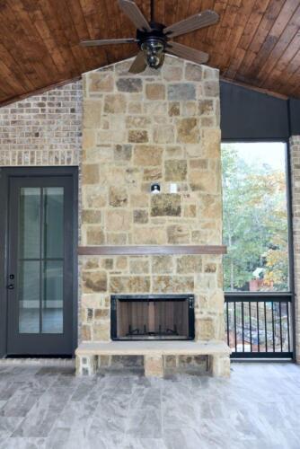 33 | Cartersville GA New Single Family Custom Home Construction | The The Gaffney Plan
