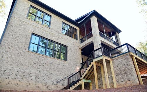 38 | Cartersville GA New Single Family Custom Home Construction | The The Gaffney Plan