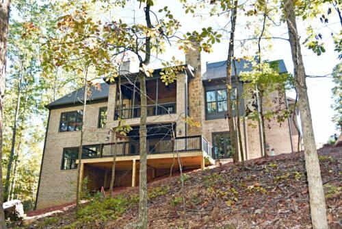 39 | Cartersville GA New Single Family Custom Home Construction | The The Gaffney Plan