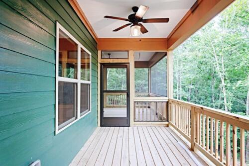 21 | Waleska GA New Single Family Custom Home Construction | The Ray Floor Plan